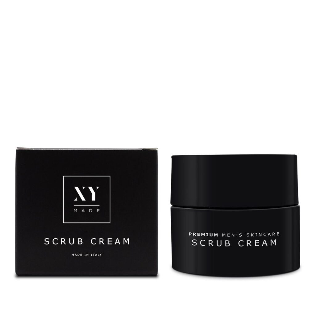 gommage pour hommes soins du visage XY Made