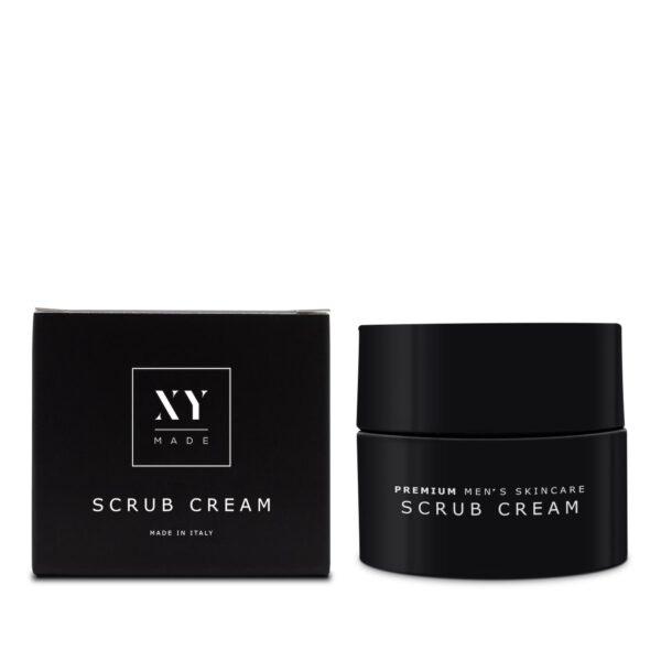 scrub voor mannen gezichtsverzorging XY Made